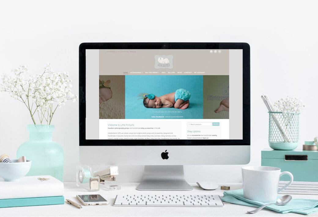 Little Knitwitz - New Website