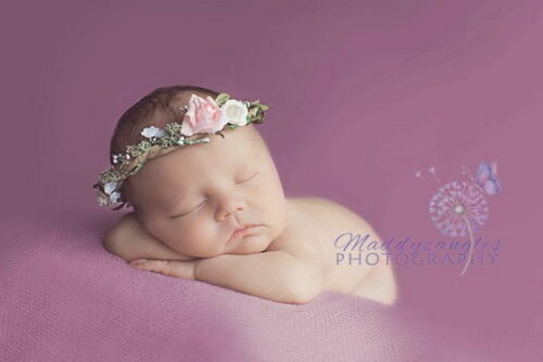 Woodland Halo | Newborn Photo Props UK