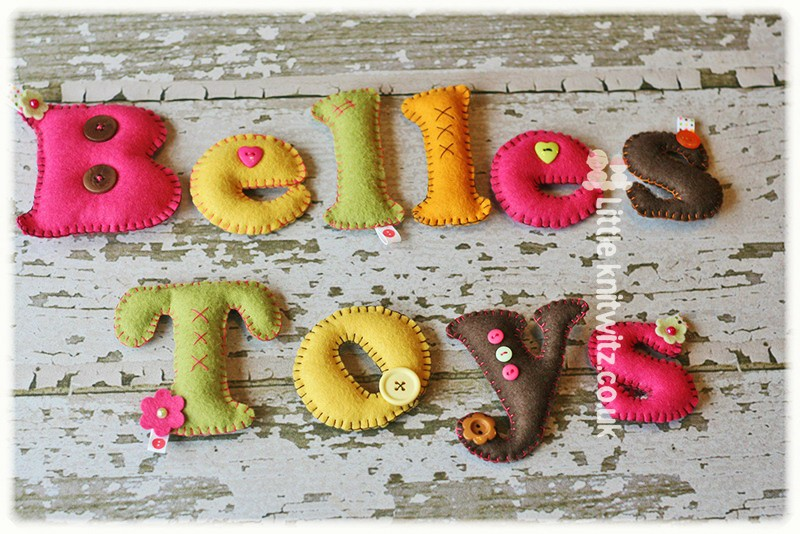 Personalised Name Banner - Baby Gifts