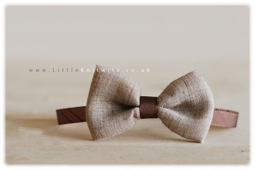 Baby Bow Tie | Mocca