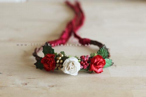 Christmas Wreath Halo