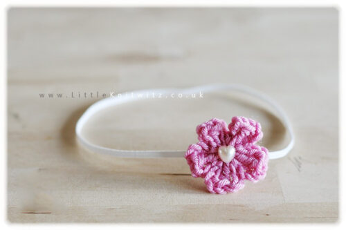 Hetty Headband | Pink