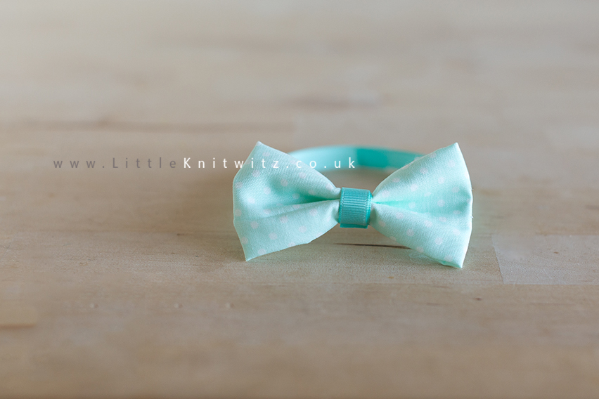 Baby Bow Tie | mint