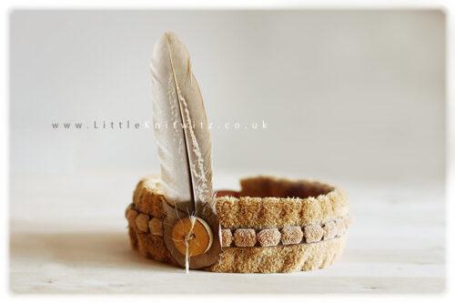 Little Lakota | Native American Headband