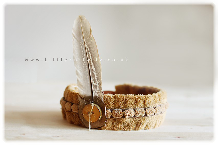 Little Lakota | Native American Headband