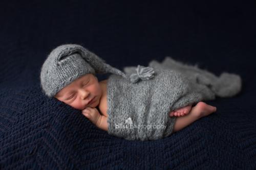 Sleepy Cap and Wrap Set