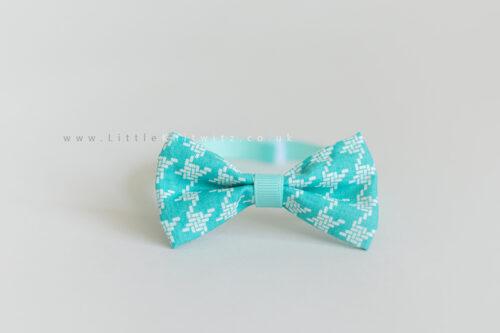 Baby Bow Tie | Aqua