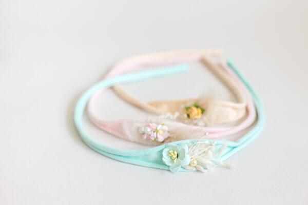 Tilly | Tie Back Headband | Bundle