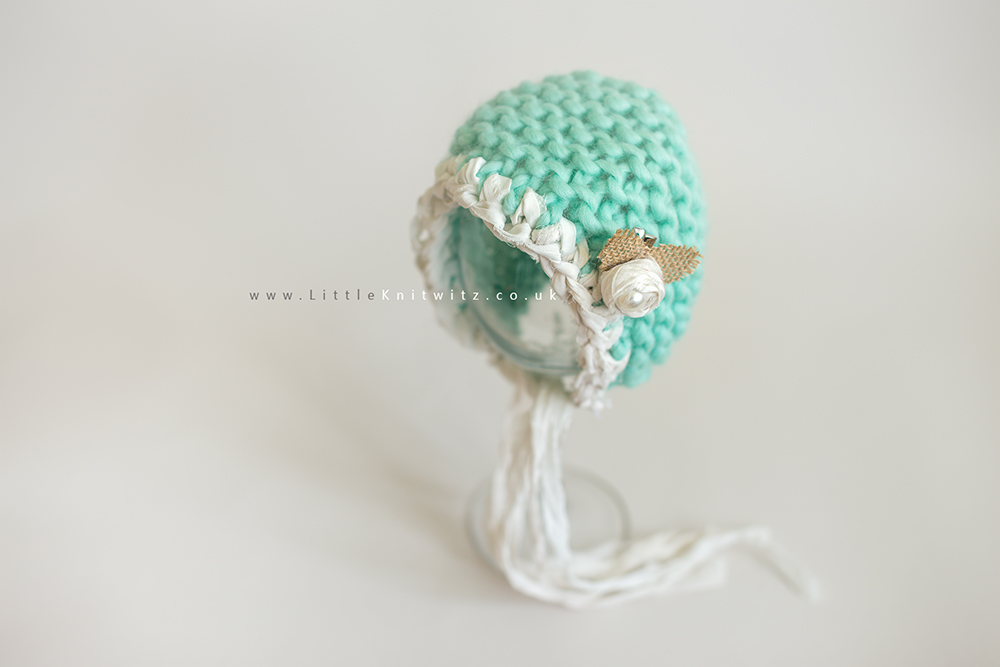 Pea Bonnet | Mint