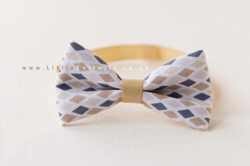 Baby Bow Tie | Diamond
