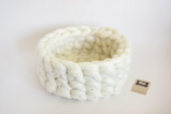 Newborn Pure Wool Posing Bowl