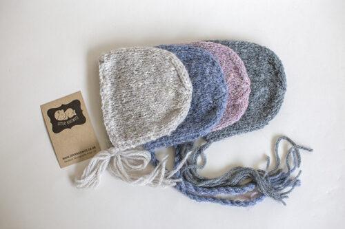 Simple Alpaca Bonnets