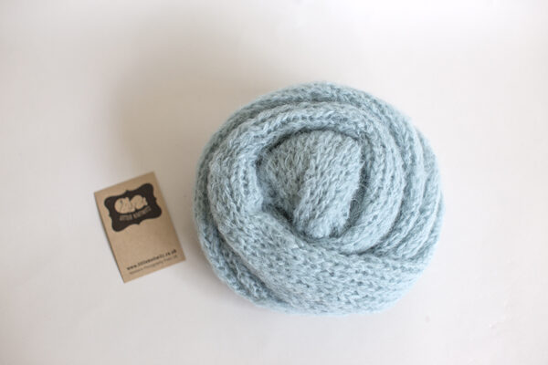 Thicker knit wraps