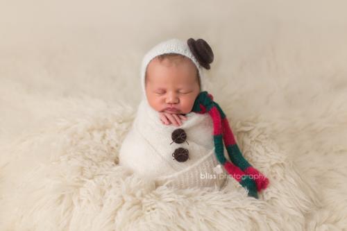 Newborn Snowman Set