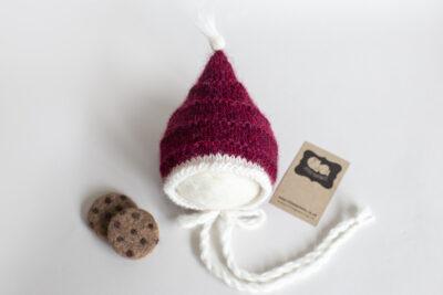 Newborn Santa Bonnet