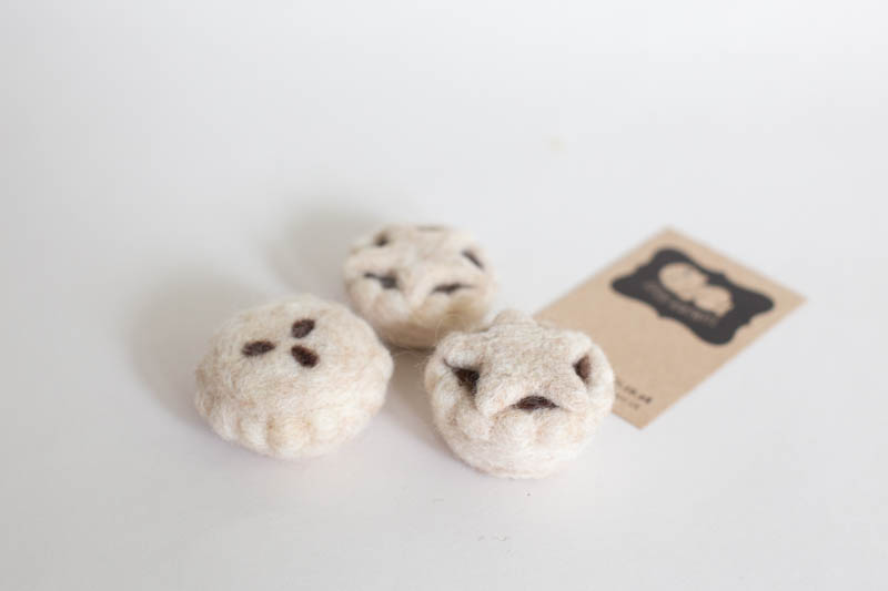 Felted Mince Pie