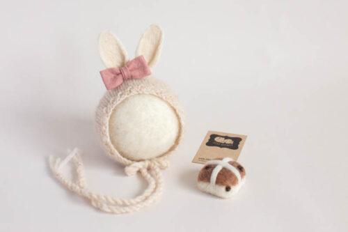 Easter Bunny Bonnet