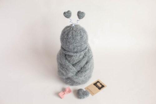 Newborn Valentine Hat