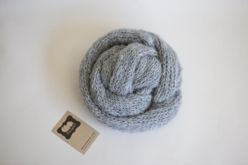 Grey Wrap
