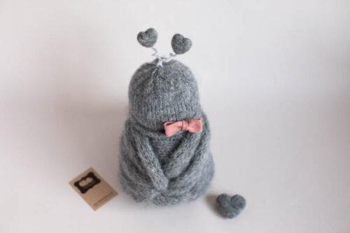 Newborn Valentines Hat