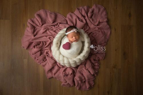 Wool Bowl Heart