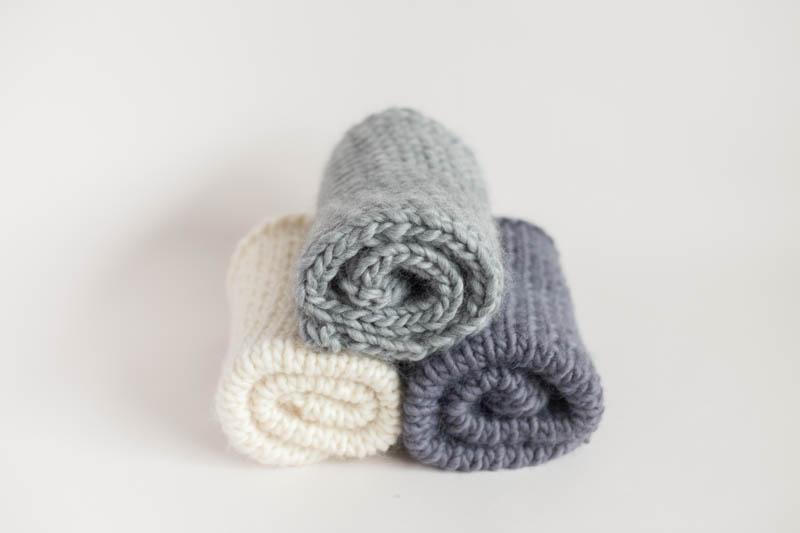Chunky Mini Blanket