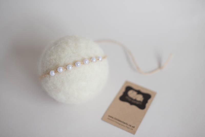 Stringa Pearls Headband