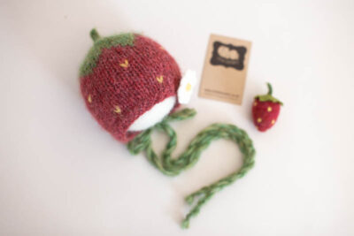 Strawberry Bonnet