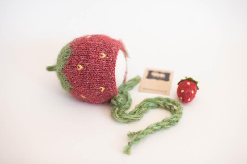 Strawberry Bonnet