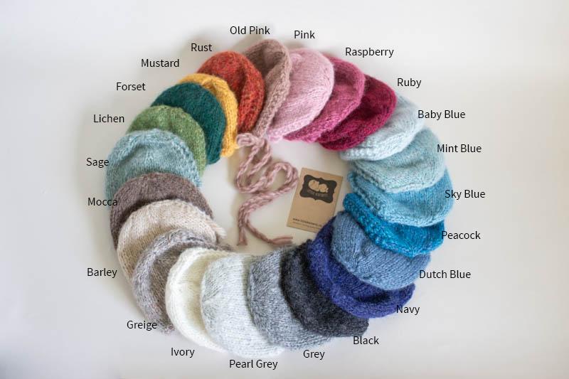 Newborn Bonnets