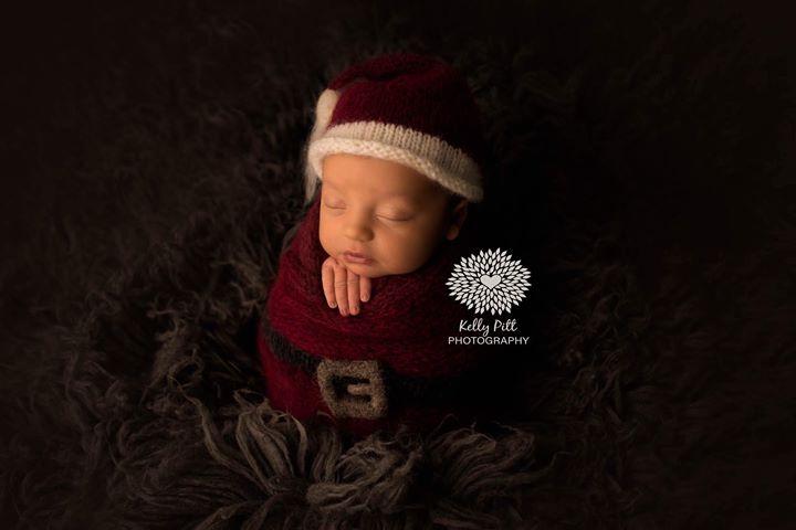 Newborn Santa Set