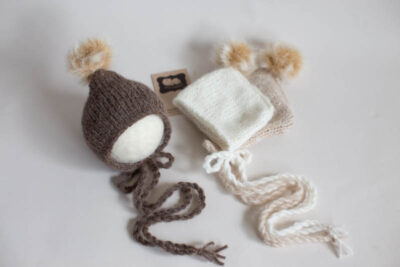 Newborn Bobble Hat